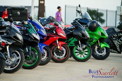 August Bike Night at Pluckers Killeen, TX