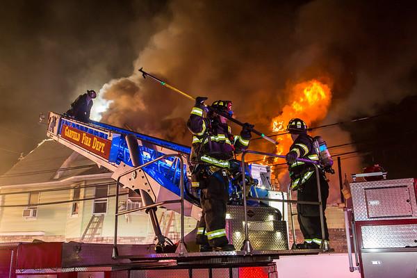 Garfield NJ 2nd alarm, 228 Palisades Ave. 02-26-21
