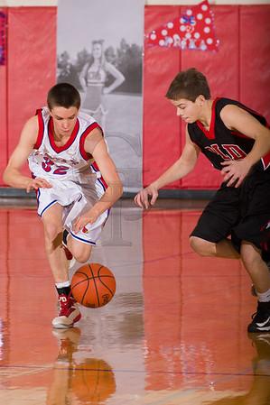 SCHS vs Dunbar senior night