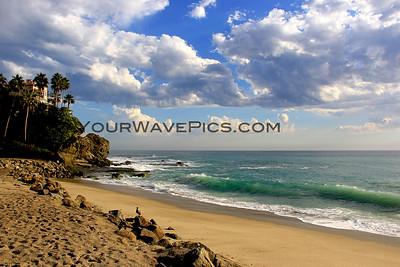 Laguna Beach - Aliso Beach Damage 9/16/14