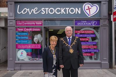 Love Stockton Opening
