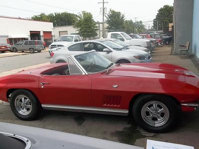 64 Corvette Chris