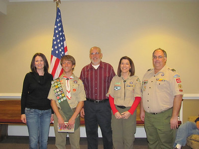Eagle Scouts for Troop 69