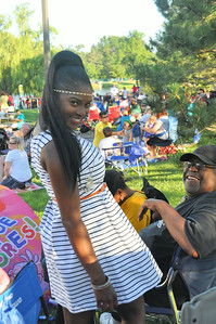 Bradley Fair Concert July 3, 2014