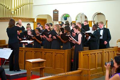 Festival of Hymns, November 21, 2013