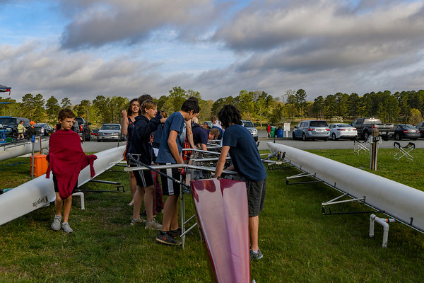 NC Youth Rowing Championships - Spring 2018