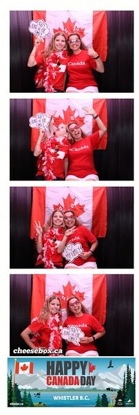 Canada Day in Whistler - Part 1