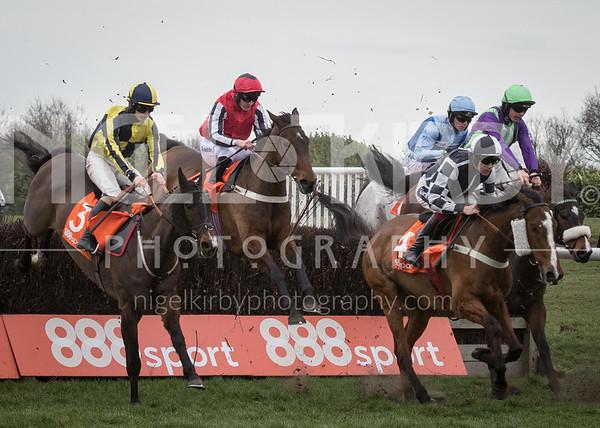 Doncaster Races - Sat 02 Mar 2019