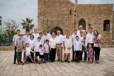 Heitler – Israel Pesach 2017