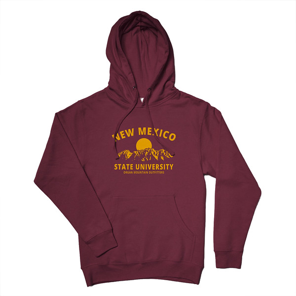 Organ Mountain Outfitters - Outdoor Apparel - Hooded - OMO X NMSU Hoodie - Aggie.jpg