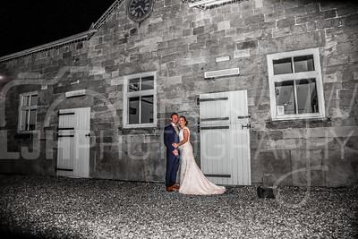 Donna & Ian Wedding Reception 22-10-2017