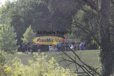 Womens Open 5K Start - 2012 Running Fit–Detroit Titan XC Invite
