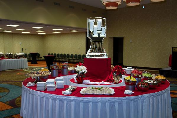 HRM Graduation Reception FA2011