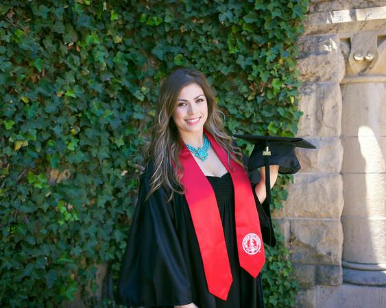Margarita's Grad Photos