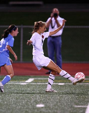 EPHS Varsity Girls Soccer vs Bloomington Jefferson (Sept 18, 2008)