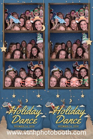 Photo Strips - 12/14/19 - Hanover High School Holiday Dance