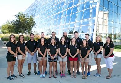 2015 - 2016 Rec Sports GA  Staff Profile and Group Photos
