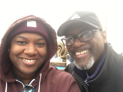 2018 January Fishing Trip with Kelli