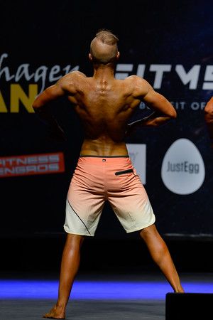 Novice Mens Physique Over 177 and up to and including 179 cm