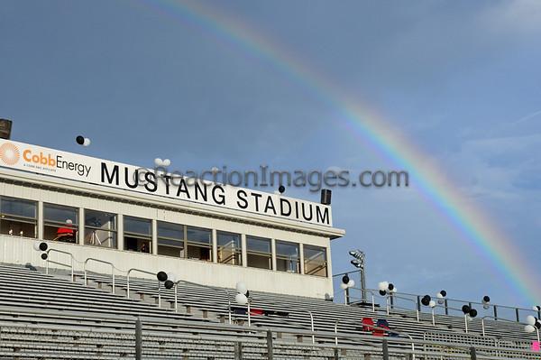 KMHS 2009 Varsity Football vs Cherokee: HOMECOMING