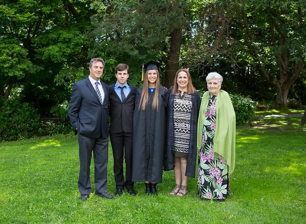 Audrey & Family