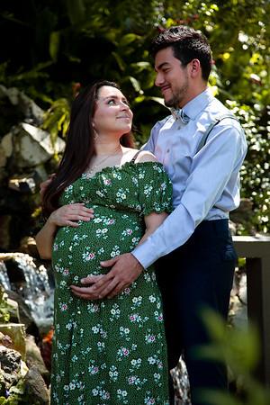 Mariah & Andre Maternity