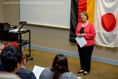 Global Programs Ceremony of Completion May 2017