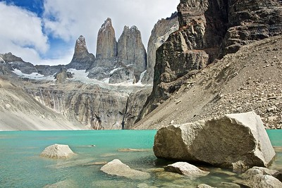 Chasing Rainbows in Chile's Torres del Paine