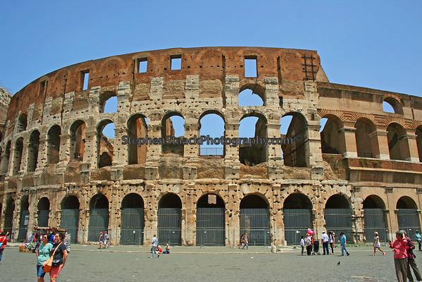 Rome, Italy Photographs