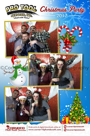 Pro Tool Services, Inc. Christmas Party 2017