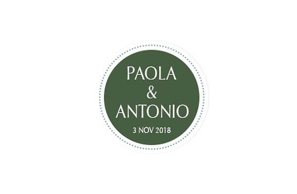 Paola & Antonio - 3 noviembre 2018