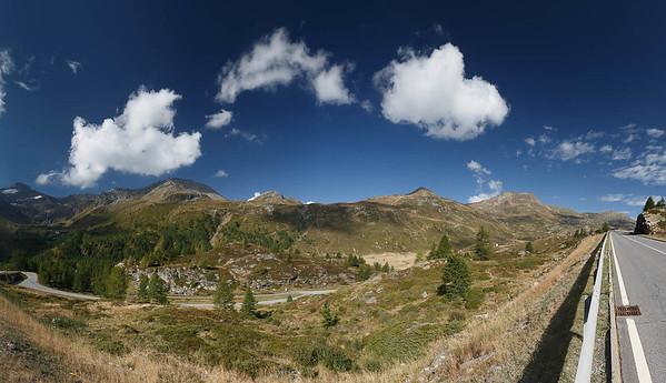 Cols des Alpes