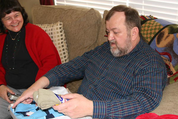 Christmas with the Gurbals - December 24, 2006