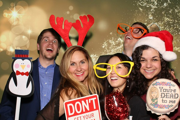 Denver Petroleum Club Holiday Party 2018