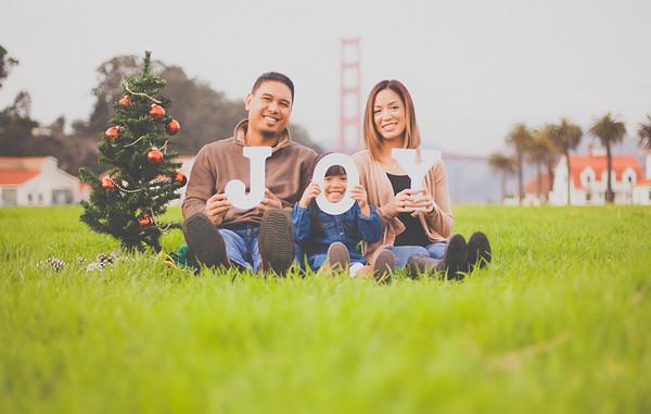 Chris, Rose & Family