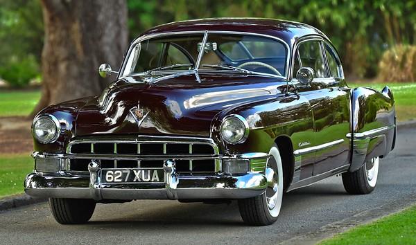 627 XUA 1949 Cadillac