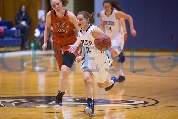 Women's Basketball vs. Oneonta (SUNYAC Semi-Finals)