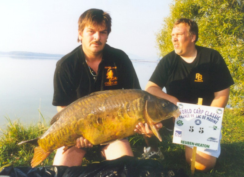 WCC99-Pic 57 - Dutch with fish