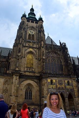 Catedral de San Vito-Praga