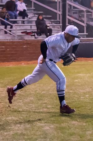 2014-03-05 BHS Baseball VS Hickory Ridge