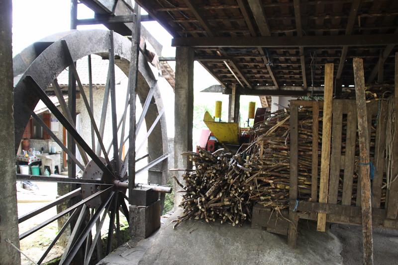 Cachaca distillery