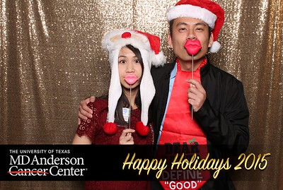 MD Anderson Holiday 2015
