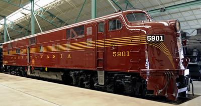 Railroad Museum of Pennsylvania, 2010: Modern traction