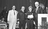 IPD Graduation, April 28, 1988, Img. 14, with Mayor Hudnut, Richard I. Blankenbaker, Paul A. Annee