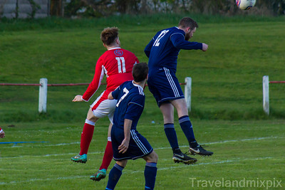 Johnstone Burgh 1 Vale of Clyde 0, McBookie.com Central Second Division, 2nd May 2018