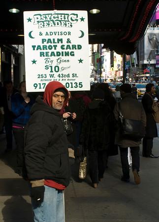 New York City, Feb 28, 2012