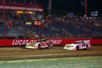 Lucas Oil Late Models - Lloyd Collins photos