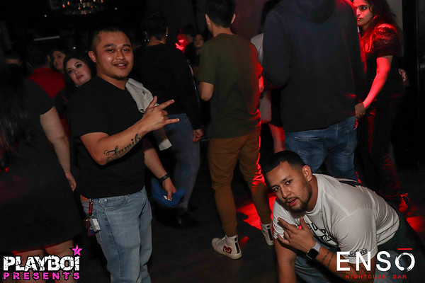 4/14 [Saturdays @Enso Nightclub]