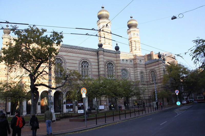 Great Synagogue (largest in Europe)