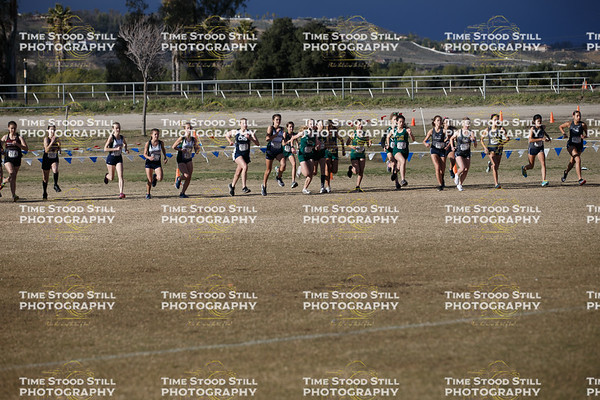 Southwestern League Championships (Girls)